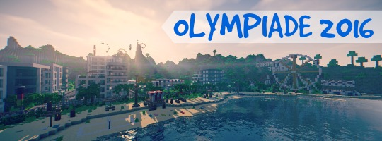 Cubeside Goes To Olympia Cubeside Deutscher Minecraft Server - Minecraft olympische spiele server