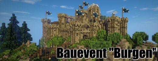 """Auswertung Bauevent """"Burgen"""""""
