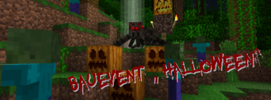 Bauevent Halloween