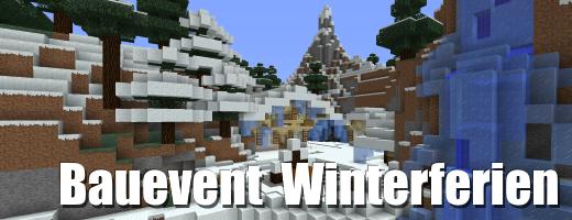 Bauevent Winterferien