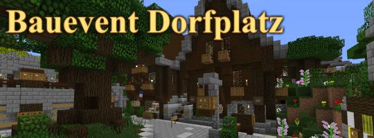Bauevent Dorfplatz