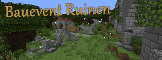 Bauevent Ruinen
